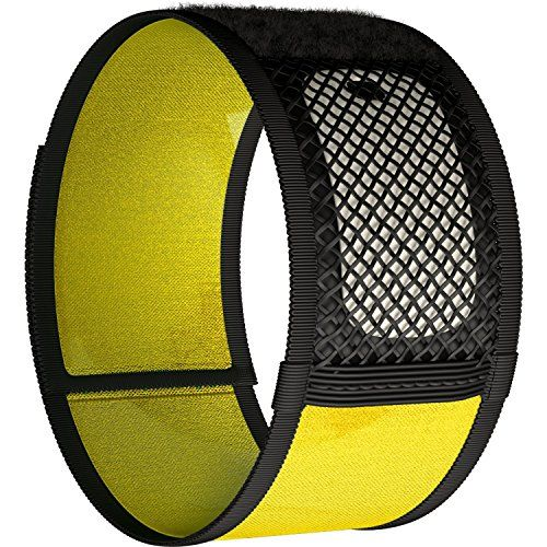 Mosquito Repellent Bracelets iCooker No Spray DEETFREE 2x FREE Repellent Refills  Best Pest Control Repeller Products for Ants Insects  Other Mosquitoes  Perfect Bug Insect Repellent for Kids Adults Women and Children Black Yellow >>> Read more reviews of the product by visiting the link on the image.