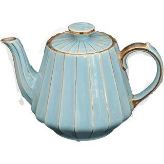 Vintage teapot lovely for a wedding teapot.