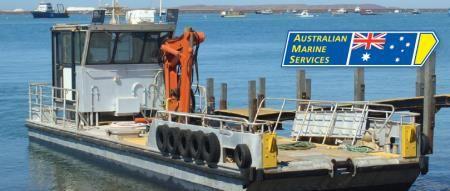 MEK 1 - Australian Marine Services For more details visit: http://seacogs.com/Vessels/Vessel?ID=274 #SEACOGS #Barges