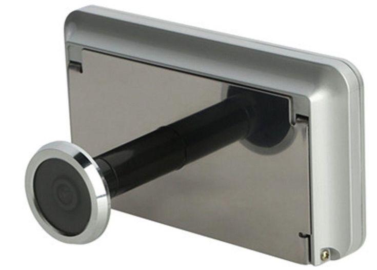 Front Door Peephole Security Camera