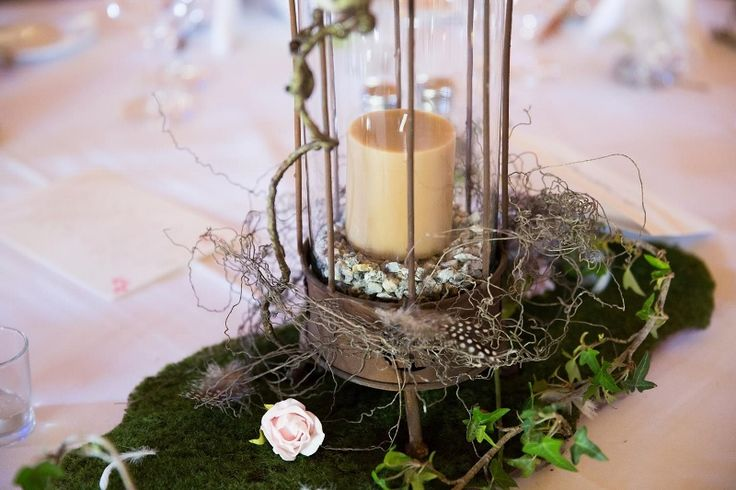 Lushelles DIY centrepieces with hire from The Eternal Vase www.theeternalvase.com.au
