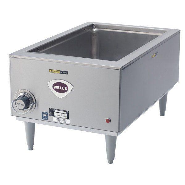 Wells Smpt 12 X 20 Countertop Food Warmer 230v In 2020 Countertops Cooking Equipment Food Service Equipment