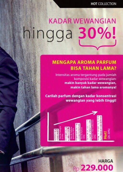 30% fragrance