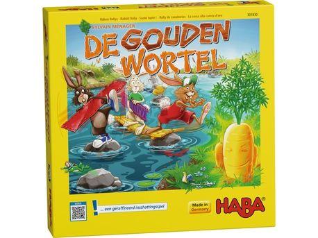 De gouden wortel-Haba-Speelgoed Mertens-Leuven