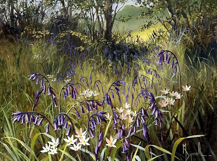 Mary Dipnall Flowers Nature Wallpaper Artist 59