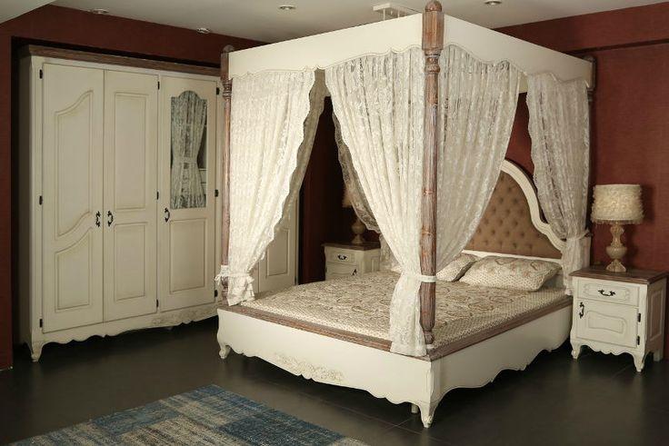 nüans mobilya yatak odası görselleri 2016