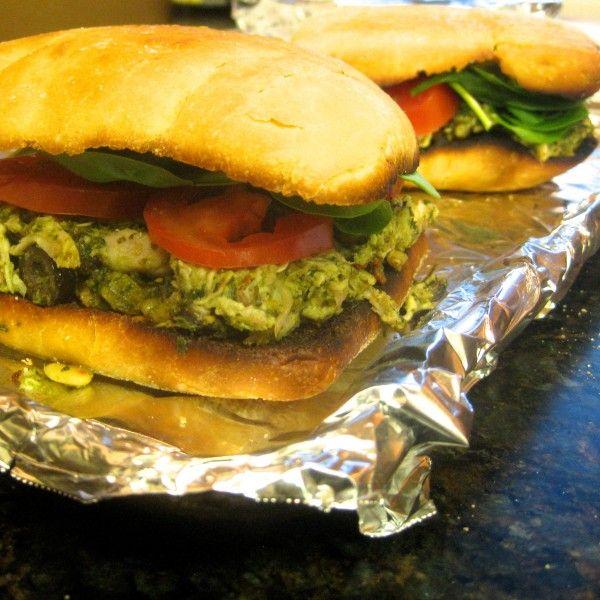 Dan's Favorite Chicken Sandwich Recipe — Dishmaps
