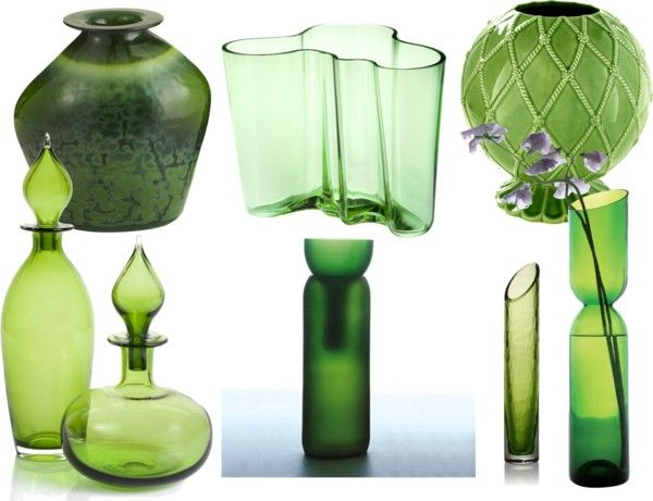 Krisztina Williams Emerald Green Color Of The Year Home Decor Accessories