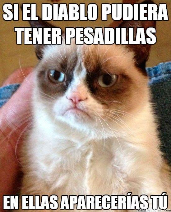 Las pesadillas del diablo →  #humorgrafico #imagenesgraciosas #memesenespañol #memesparafacebook #ragecomics