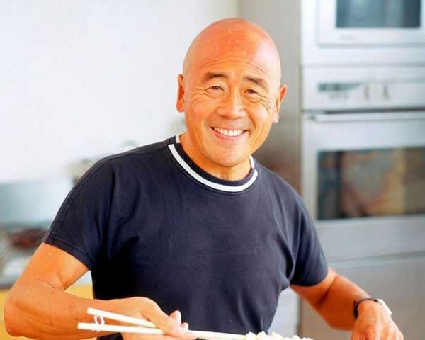 Chef Norman had the honor of interviewing Chef Ken Hom, the highly respected Chinese cookbook author and teacher. #normansorlando #normanvanaken #chefkenhom