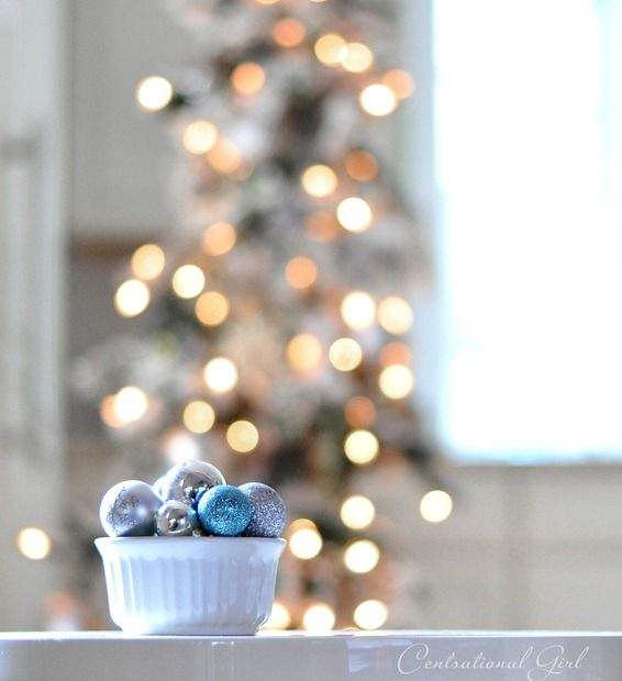 the 50mm is a great lens for holiday bokeh (and other beauty shots)