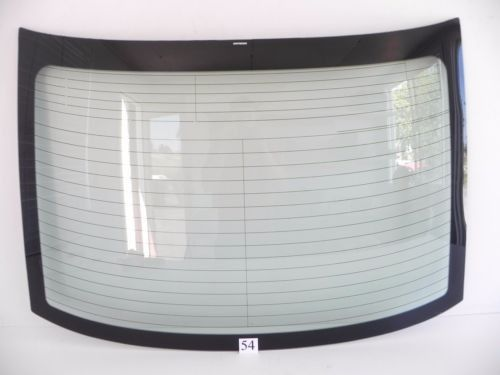 2008 LEXUS IS250 IS350 REAR BACK WINDOW WINDSHIELD GLASS 64801-53012 OEM 647 #54
