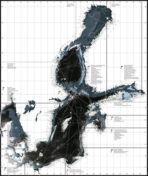 Graphic Site Map: Futureproofdesigns: Baltic Art Park Competition, Baltic