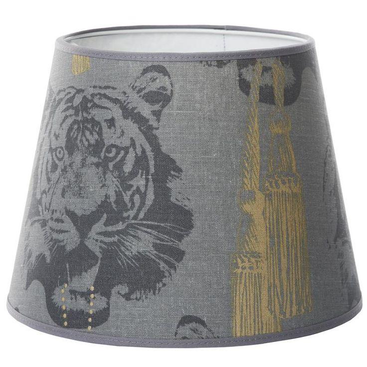 Liten coco tiger | grå