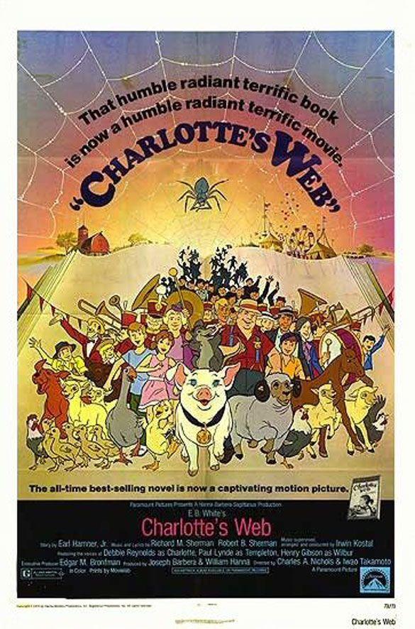 1973 – シャーロットのおくりもの