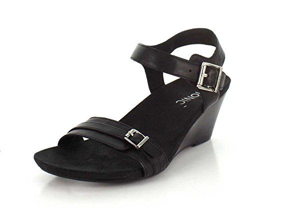 82e4b3e50507 VIONIC Women s Laurie Black 9.5 W US