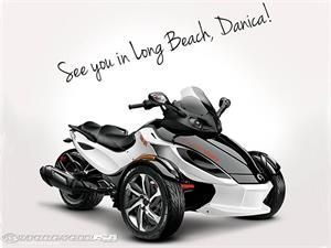 Can-Am Spyder: Created social media strategies for partnerships with Danica Patrick, the NHL and Mark Messier