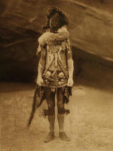Native american evil spirits