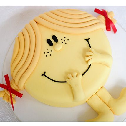 ...Little Miss Sunshine Cake