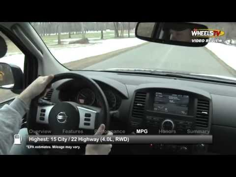 2009 Nissan Pathfinder Used Car Review