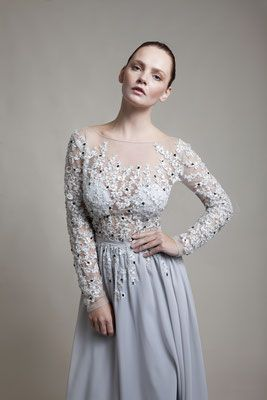 FW Collection Frozen heart - Laura Blagogee Couture