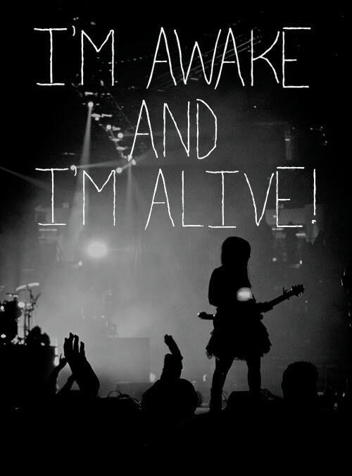 Skillet // Awake and Alive