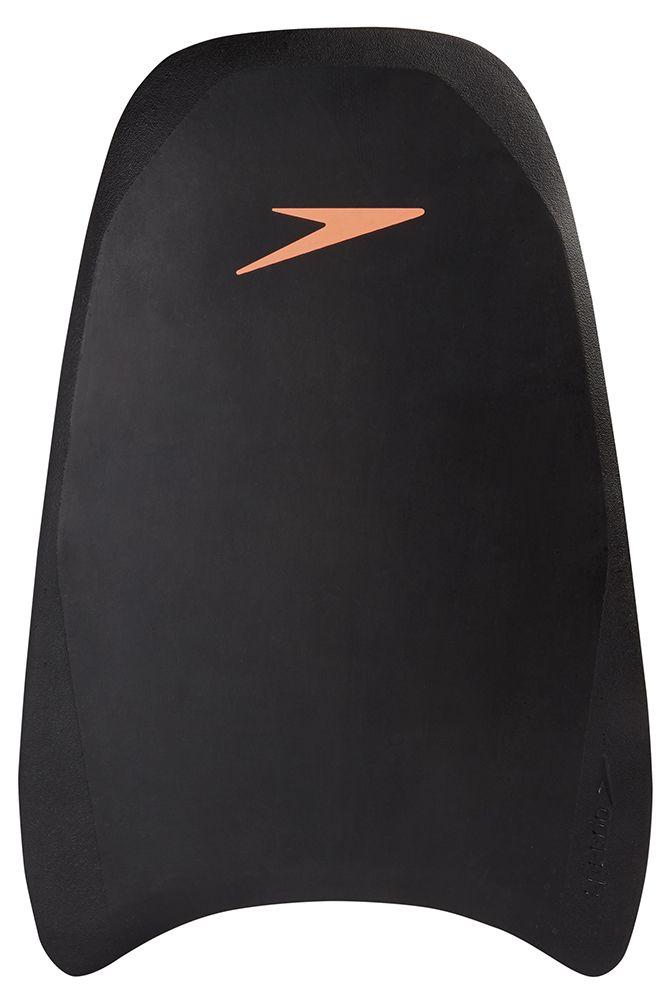 New! Speedo Fastskin Kickboard Black/Siren Red 8-10869b441 Kickboards