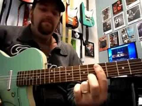 Jay Stevens from www.iwannarock.ca shows you the basics of 5 string open G tuning and how to play those Keith Richards chord shapes. This lesson touches on K...