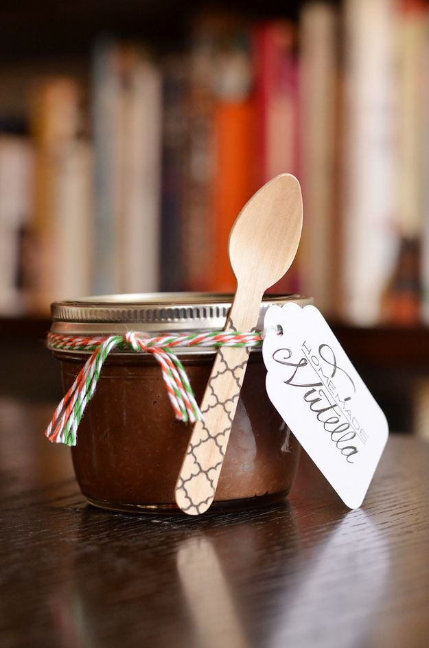 Get decorating info here. | How To Make Nutella At Home