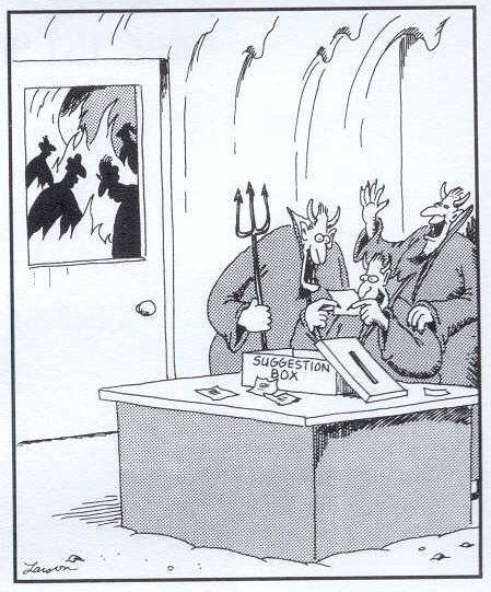 Pin On Hell Humor