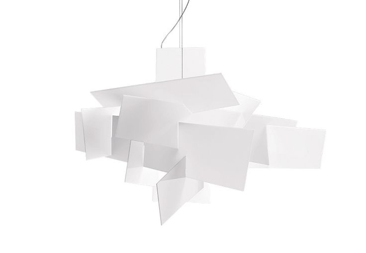 Foscarini Big Bang LED weiß