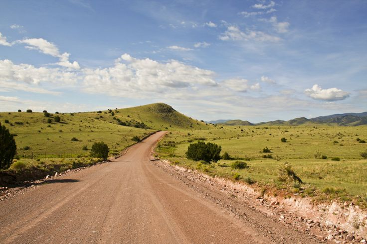 17 facts about New Mexico you never would have guessed.  One example:  About 75% of New Mexico's roads are unpaved.