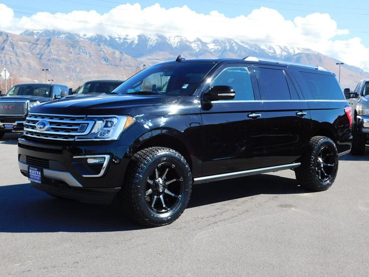 2018 Ford Expedition Max Limited Ford Expedition New