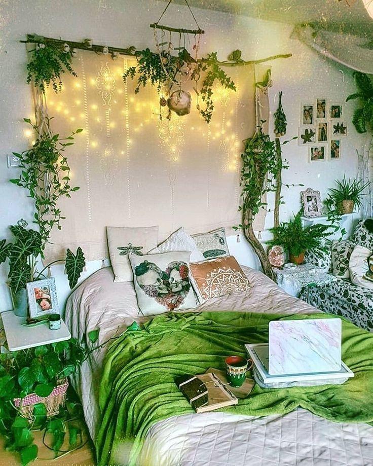 Boho Bedroom Decor Hippie, Boho