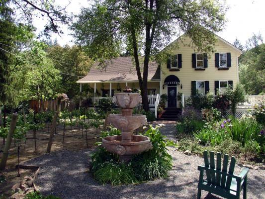 Farmhouse Inn, Forestville, CA