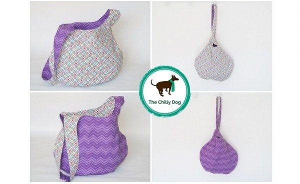 Ellen from The Chilly Dog shares a free pattern for making a Japanese knot bag. The Japanese knot bag has one handle that is shorter than another. To close the bag, simply send the longer handle …