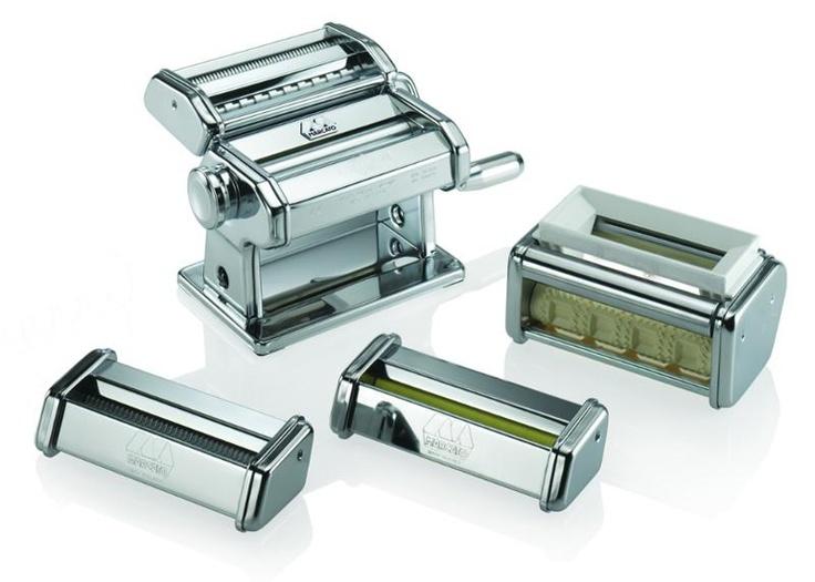 Machine à pâtes manuelle marcato - Code produit : 12325426 - Cliquez sur la photo pour voir la fiche produit
