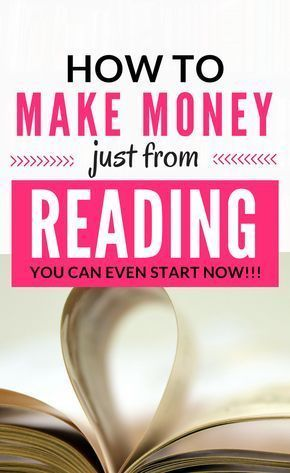 How To Make Money From Reading – Aijā Bogy