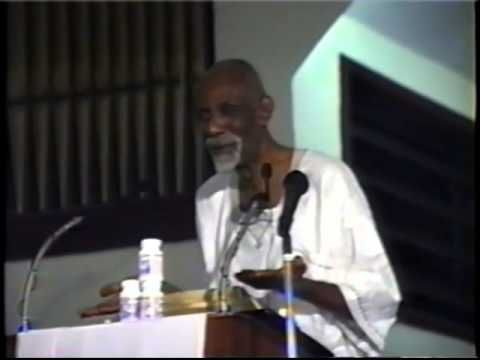 God Food, The Cure For Aids, Cancer & Heart Disease - Pt. 1 Of 2 - Dr. Sebi
