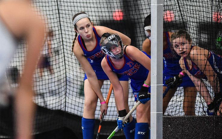 PHOTO GALLERY: First place medals were placed around the necks of U-16 National Indoor Tournament, presented by YOLO Sportswear, Champions on Sunday at Spooky Nook Sports in Lancaster County, Pa. Hundreds of athletes from around the nation brought out their best skills to complete for the U-16 title. #NIT2017  USA Field Hockey would like to congratulate all 2017 U-16 NIT Pool Winners!