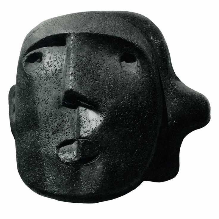 Henry Moore - Mask, 1929