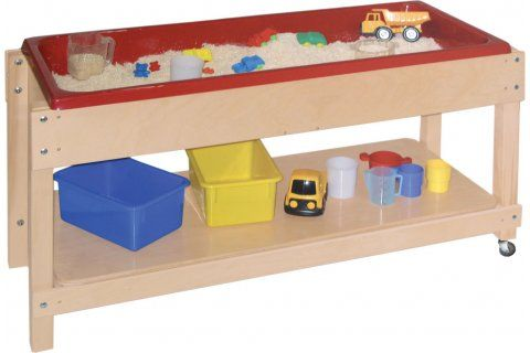 Wooden Sand and Water Tables