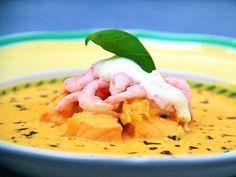 Gyllene fisksoppa | Recept från Köket.se