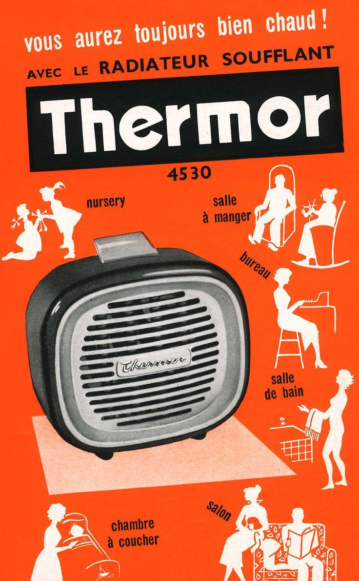 Les 25 meilleures id es de la cat gorie radiateur - Radiateur soufflant salle de bain thermor ...