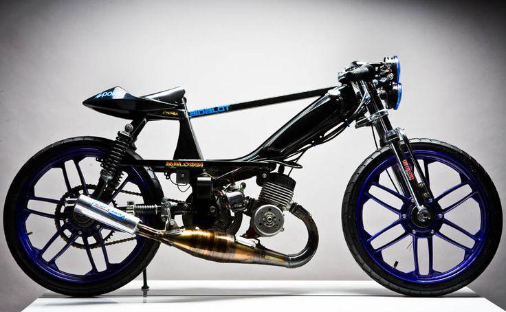 rocstar moby 1978 motobecane av10 50cc moped drak. Black Bedroom Furniture Sets. Home Design Ideas