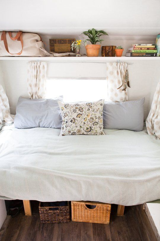 Best 25+ Small camper interior ideas on Pinterest | Tiny camper ...