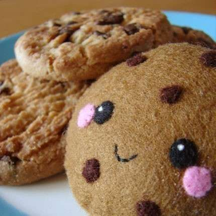 cute toys cookie