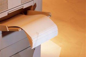 J'allume mon imprimante et la photocopieuse que si nécessaire