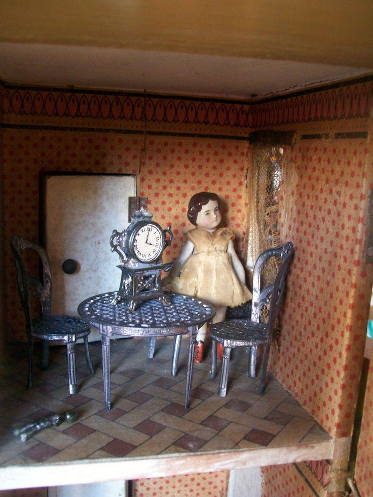La niña de la casa Gottschalk