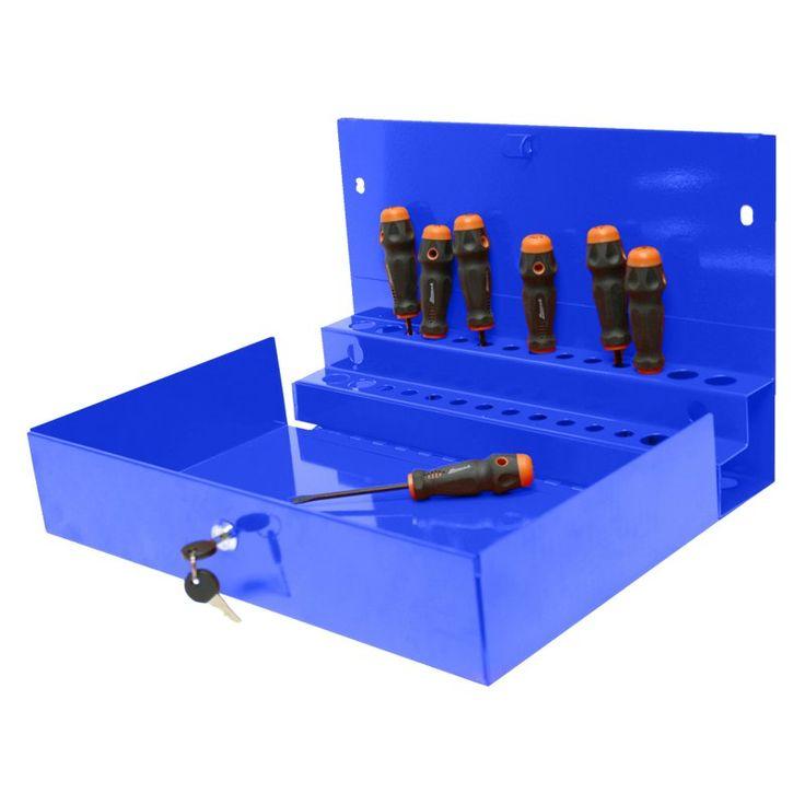 Homak Pro Series Locking Tool Organizer -